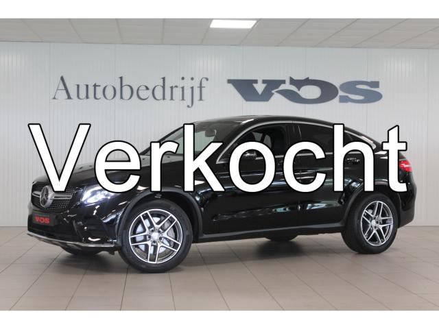 Mercedes-Benz-GLC-Klasse Coupé